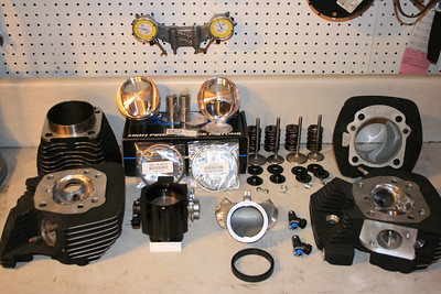 New top end components 1