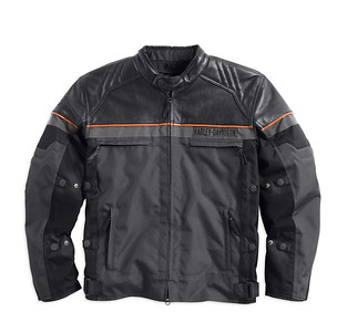BG-22 H-D Men's Innovator Jacket with TVS (front) copy