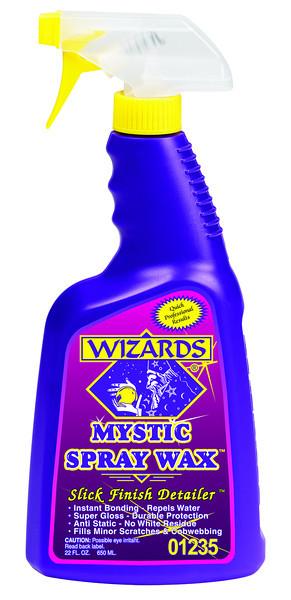 BG-05 Mystic Spray Wax